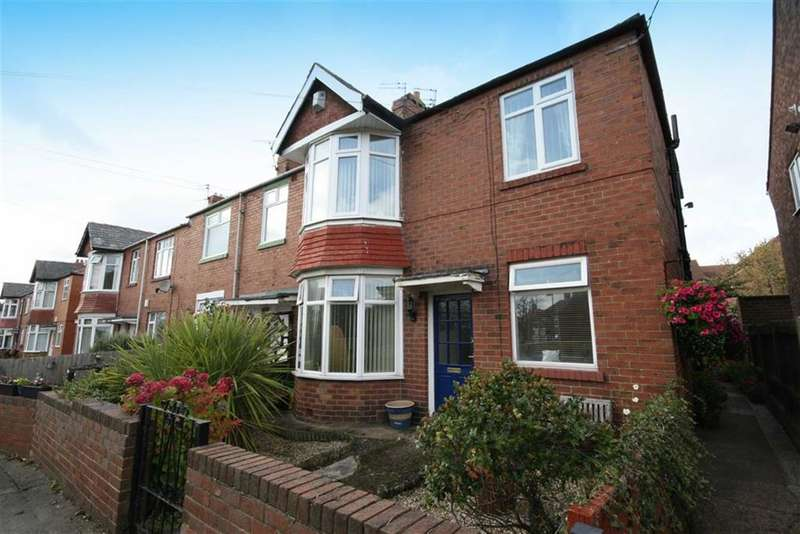 2 Bedrooms Flat for sale in Closefield Grove, Monkseaton, Tyne & Wear, NE25