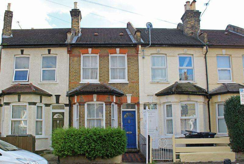 2 Bedrooms Terraced House for sale in Oval Road, East Croydon, Surrey