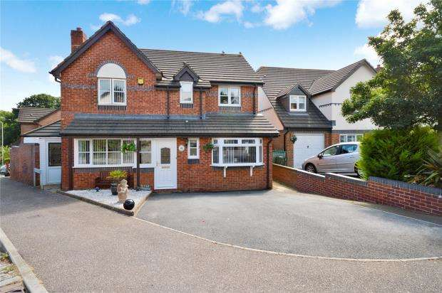 4 Bedrooms Detached House for sale in St. Briac Way, Exmouth, Devon