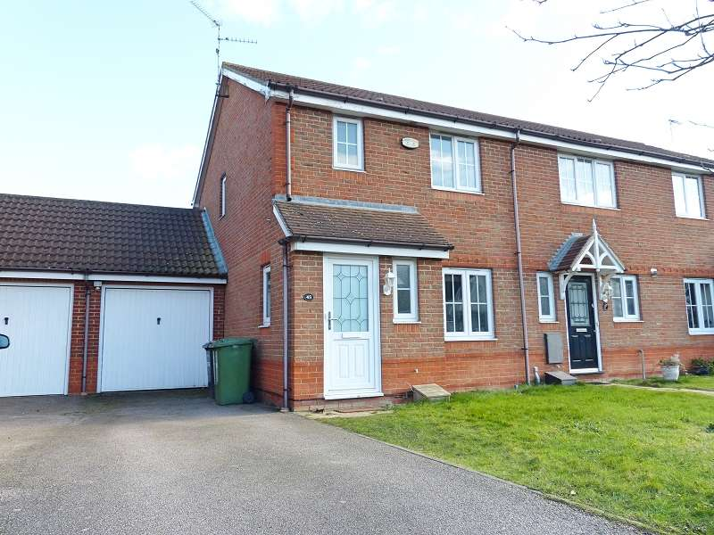 3 Bedrooms End Of Terrace House for sale in Ferndale , Yaxley, Peterborough, PE7 3ZQ