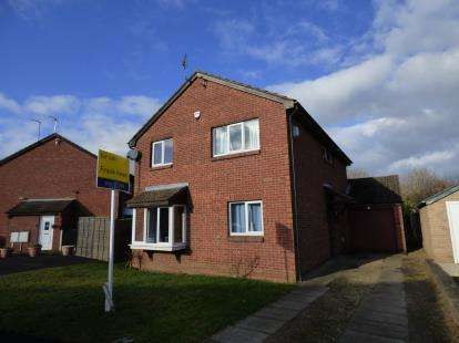 4 Bedrooms Detached House for sale in Bishopdale Close, Long Eaton, Nottingham