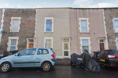 2 Bedrooms Terraced House for sale in Drummond Road, Fishponds, Bristol