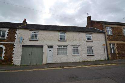 3 Bedrooms Terraced House for sale in High Street, Broughton, Kettering, Northamptonshire