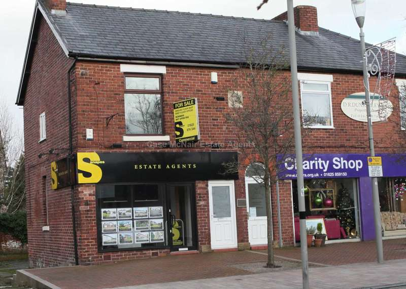 Commercial Property for sale in Park Lane, Poynton