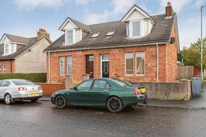 3 Bedrooms Semi Detached House for sale in Mill Road, Motherwell
