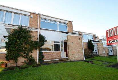2 Bedrooms Terraced House for sale in Cardill Close, Bedminster Down, Bristol