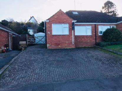 2 Bedrooms Bungalow for sale in Emu Close, Heath and Reach, Bedford, Bedfordshire