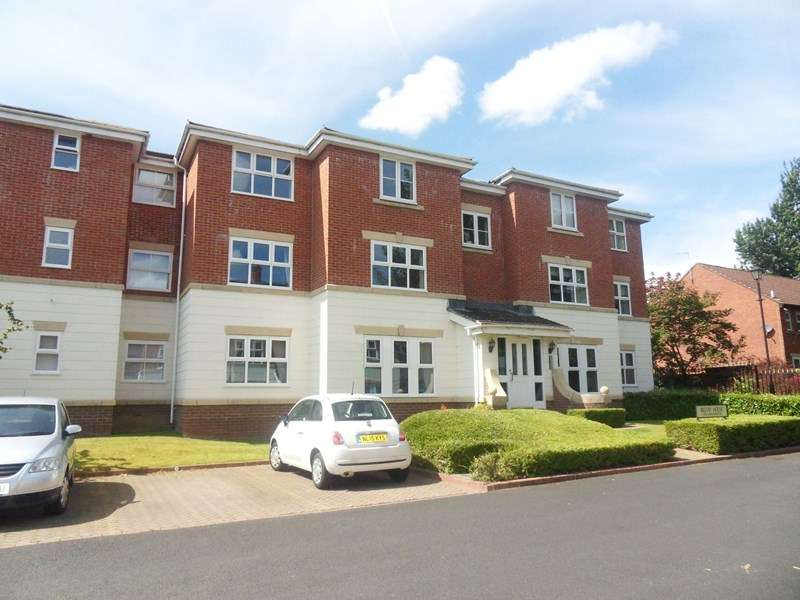 2 Bedrooms Apartment Flat for sale in Belvedere Gardens, Benton, Newcastle upon Tyne, Tyne and Wear, NE12 9PG