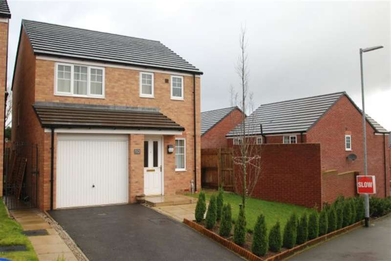 3 Bedrooms Detached House for sale in Swineshaw Road, Stalybridge, Cheshire, SK15 3AB