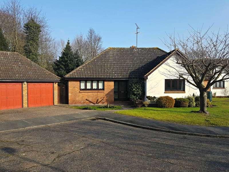 3 Bedrooms Detached Bungalow for rent in Osier Close, Woodbridge