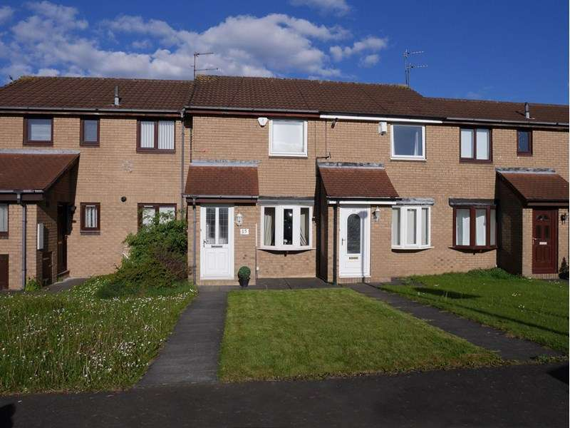 2 Bedrooms Property for sale in Humsford Grove, Cramlington, Cramlington, Northumberland, NE23 2FH