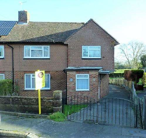 3 Bedrooms Semi Detached House for sale in Dunstans Croft, Mayfield, East Sussex, TN20 6UH