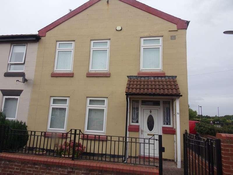 3 Bedrooms Property for sale in Telford Street, Wallsend, Wallsend, Tyne and Wear, NE28 0JR