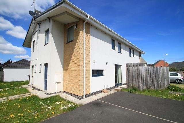 2 Bedrooms Property for sale in Chevington Green, Hadston, Morpeth, Northumberland, NE65 9AX