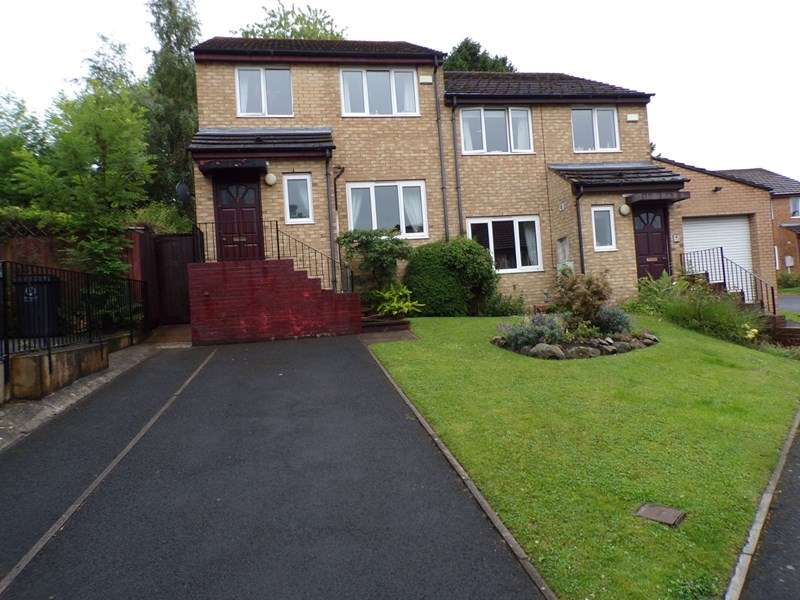 3 Bedrooms Property for sale in Falstone Way, Hexham, Northumberland, NE46 2DU