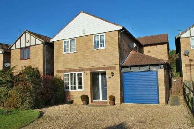 4 Bedrooms Detached House for sale in St Emilion Close, Duston, Northampton NN5 6EN