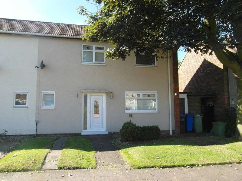 2 Bedrooms Property for sale in Yoden Road, Peterlee, Peterlee, Durham, SR8 5DP