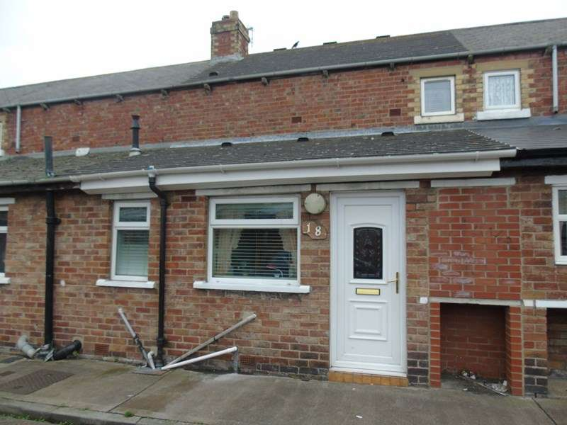 2 Bedrooms Property for sale in Pont Street, Ashington, Northumberland, NE63 0HH
