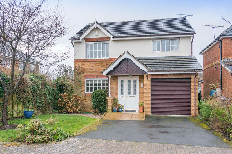 4 Bedrooms Detached House for sale in Norton Mews, Norton