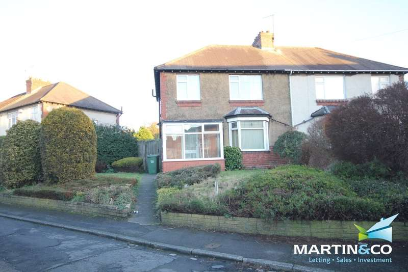 3 Bedrooms Semi Detached House for rent in Ashes Road, Oldbury, B69