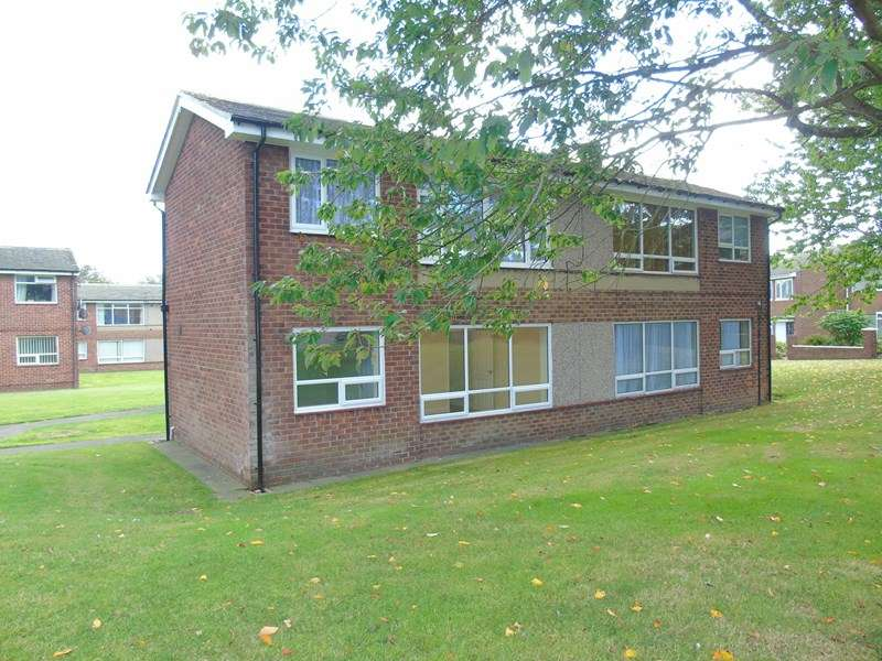 1 Bedroom Apartment Flat for sale in Woodhorn Drive, Choppington, Northumberland, NE62 5EP