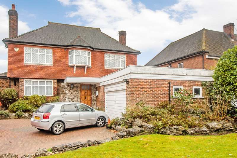5 Bedrooms Detached House for rent in New Malden