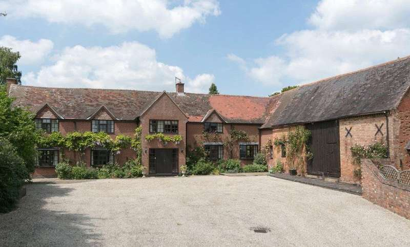5 Bedrooms House for sale in Gaydon Road, Bishops Itchington, Southam, CV47