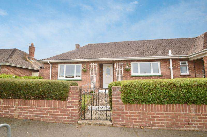 2 Bedrooms Semi Detached Bungalow for sale in Cowes, PO31 7HG