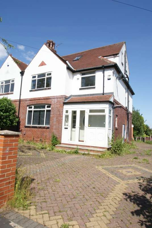 6 Bedrooms Semi Detached House for rent in Becketts Park Drive, Headingley, Leeds