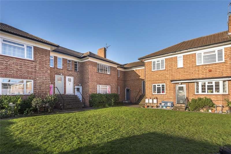 1 Bedroom Flat for sale in Cherrywood Court, Cambridge Road, Teddington, TW11