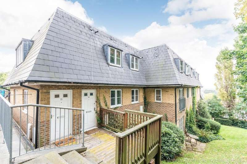 2 Bedrooms Apartment Flat for sale in Manor Way, Forest Hill