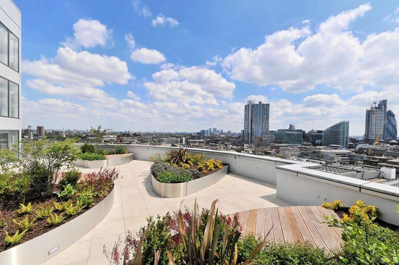 1 Bedroom Flat for rent in Bezier Apartments, City Road, City, London, EC1Y