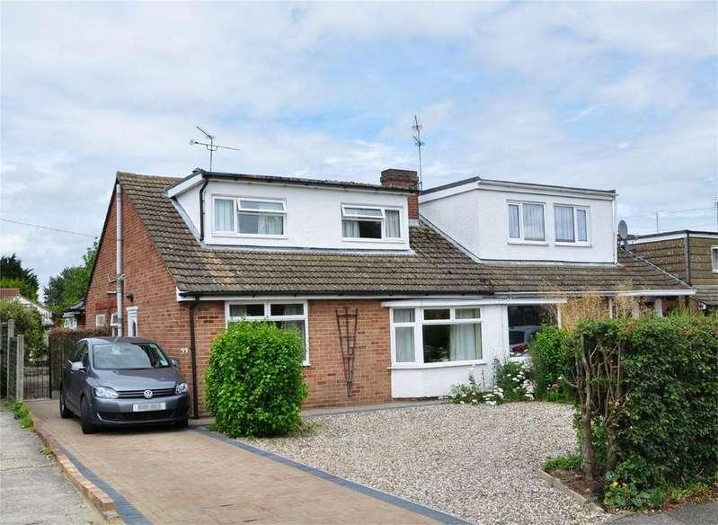 3 Bedrooms Semi Detached House for sale in 33 New Road, Elsenham
