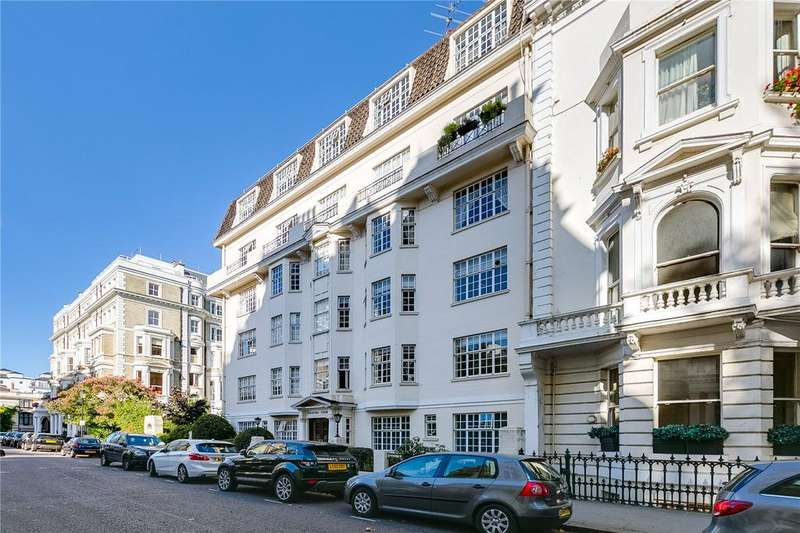 3 Bedrooms Flat for sale in Cornwall Gardens, South Kensington, London