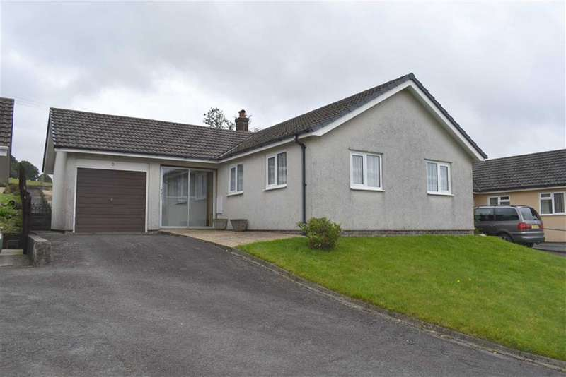3 Bedrooms Detached Bungalow for sale in Pwllswyddog, Tregaron