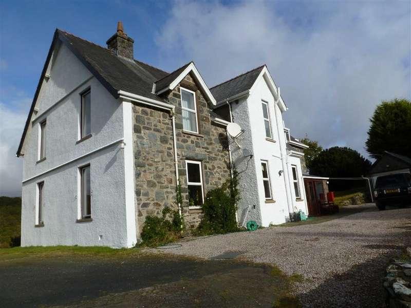 5 Bedrooms Detached House for sale in Bryn Ifor, Bryn Coed Ifor, Bryncoedifor, Dolgellau, Gwynedd, LL40