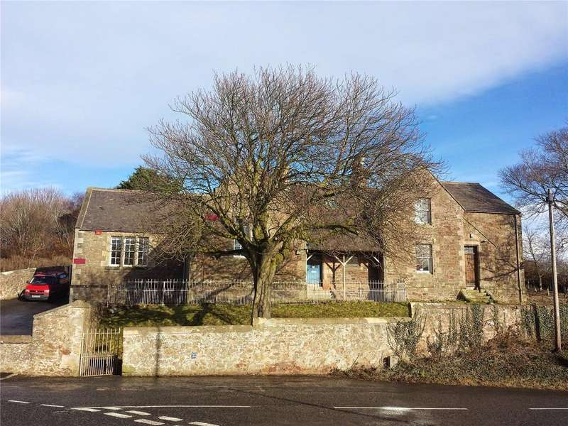 4 Bedrooms Detached House for sale in Old School School Masters House, Upper Burnmouth, Burnmouth, Berwickshire