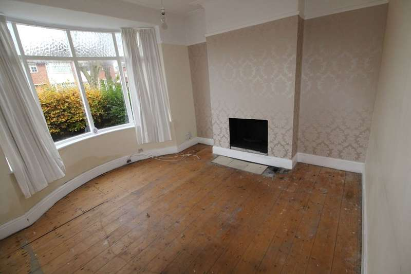 3 Bedrooms Semi Detached House for sale in Nazeby Avenue, Liverpool, L23