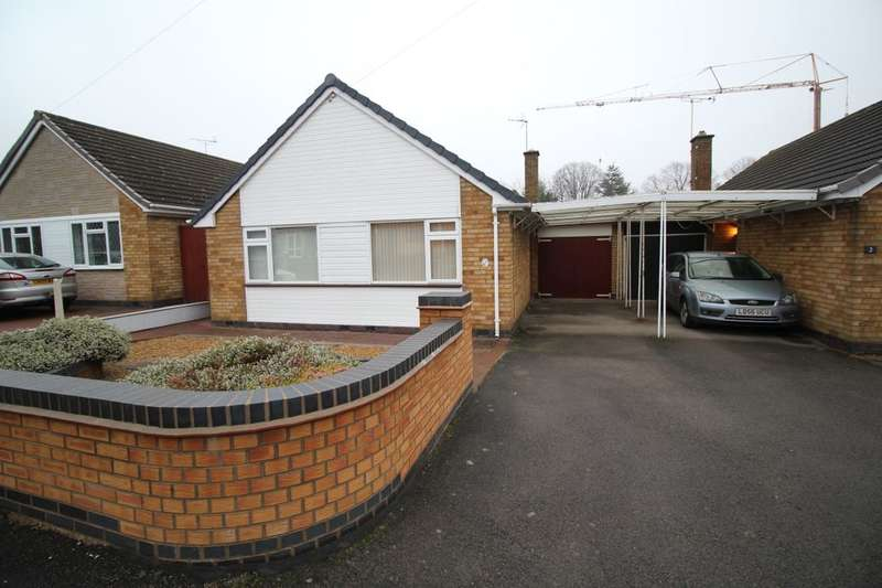 2 Bedrooms Detached Bungalow for sale in Flude Road, Coventry, CV7