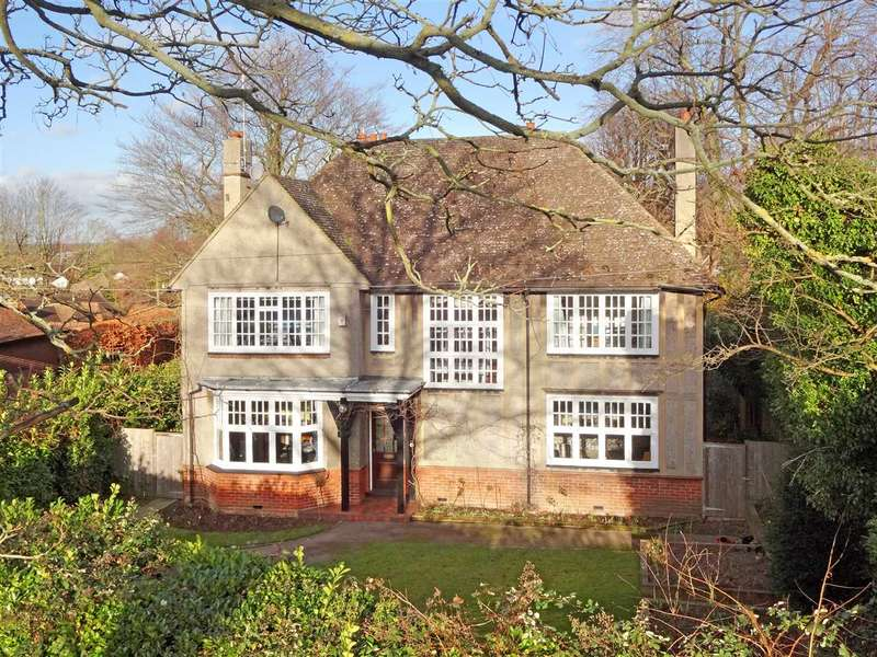 5 Bedrooms Detached House for sale in Waxham House, Mount Avenue, Hutton Mount
