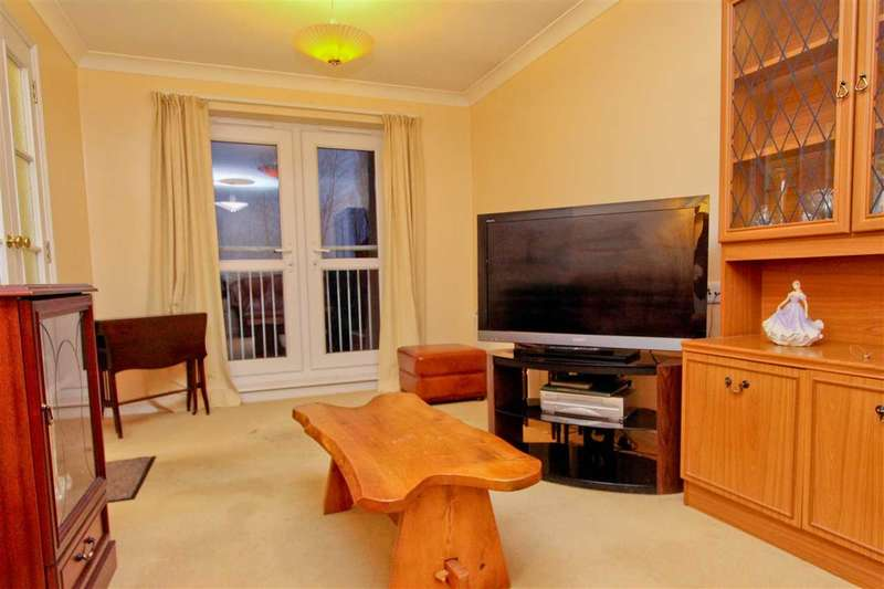 1 Bedroom Apartment Flat for sale in Bradgate Road, Anstey