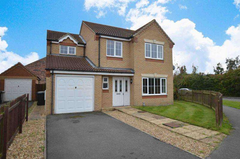 4 Bedrooms Detached House for sale in 11 Woodbridge Way, Woodhall Spa