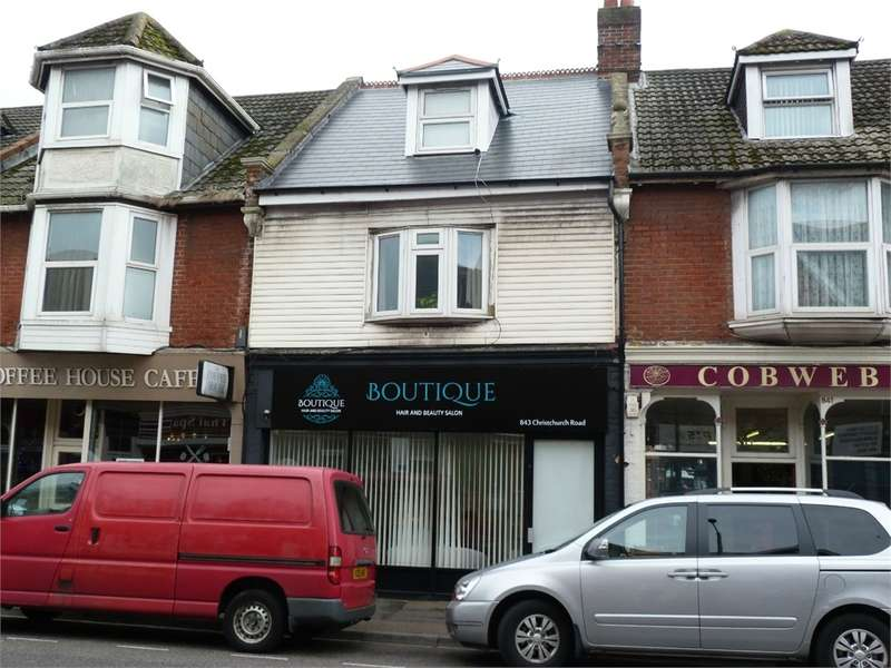 Commercial Property for rent in Christchurch Road, Pokesdown, Bournemouth, Dorset