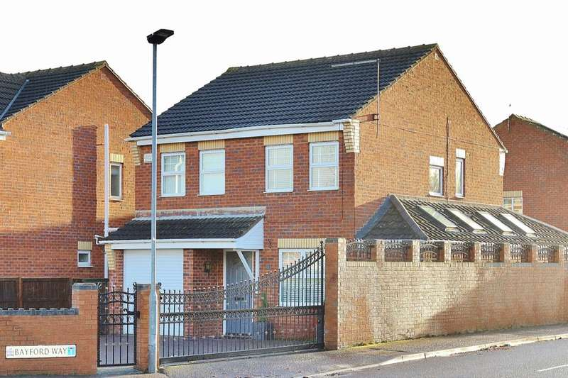 5 Bedrooms Detached House for sale in Bayford Way, Wombwell, Barnsley, S73