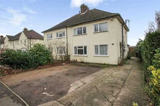 4 Bedrooms Semi Detached House for sale in Elmtree Avenue, Cockernhoe, Luton, Hertfordshire