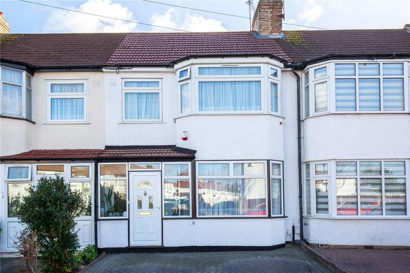 3 Bedrooms Terraced House for sale in Rylston Road, Palmers Green, London, N13