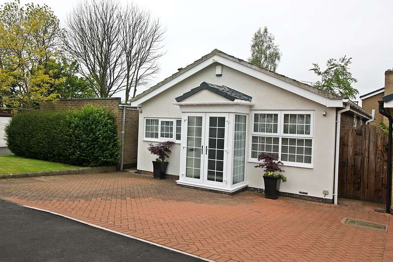 2 Bedrooms Detached Bungalow for rent in Sandford Mews, Wideopen, Newcastle Upon Tyne