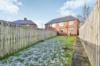 3 Bedrooms Semi Detached House for sale in Barnard Avenue, Ludworth, Durham, County Durham, DH6