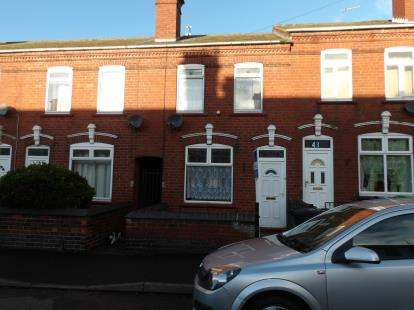 3 Bedrooms Terraced House for sale in Westbourne Road, ., West Bromwich, West Midlands