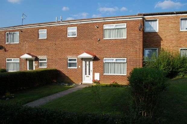 3 Bedrooms Terraced House for rent in Montague Crescent, Ryehill, Northampton NN5 7RQ